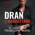 Drań z Manhattanu - audiobook