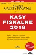 Kasy fiskalne 2019 - ebook