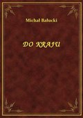 Do Kraju - ebook