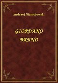 Giordano Bruno - ebook