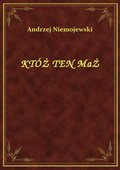 Któż Ten Mąż - ebook