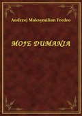 Moje Dumania - ebook