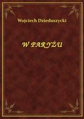 W Paryżu - ebook