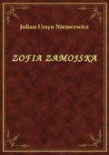 Zofia Zamojska - ebook