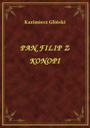 : Pan Filip Z Konopi - ebook