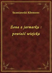 : Żona z jarmarku - ebook